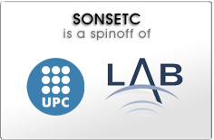 Sonsect as a spinoff of UPC and Laboratori d'apliacions bioacústiques